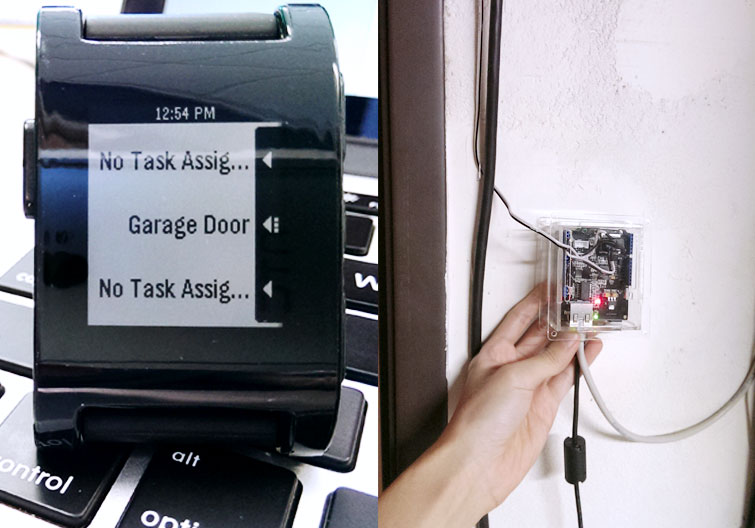 Hack Your Daily Rituals Diy Arduino Garage Door Opener We Are Matik
